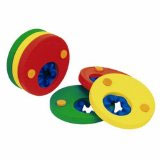 Arm disc swimming floats